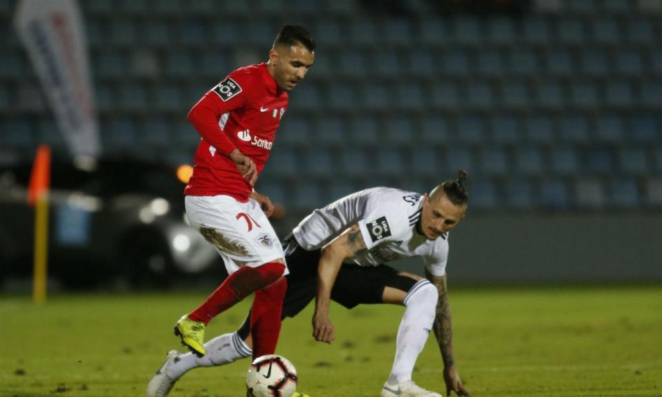 Santa Clara-Benfica, 0-2 (crónica)