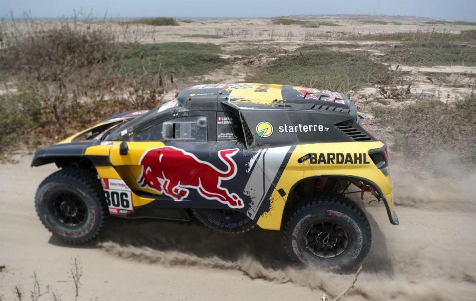 Dakar: o dia fica para Loeb, o melhor descanso para Al-Attiyah