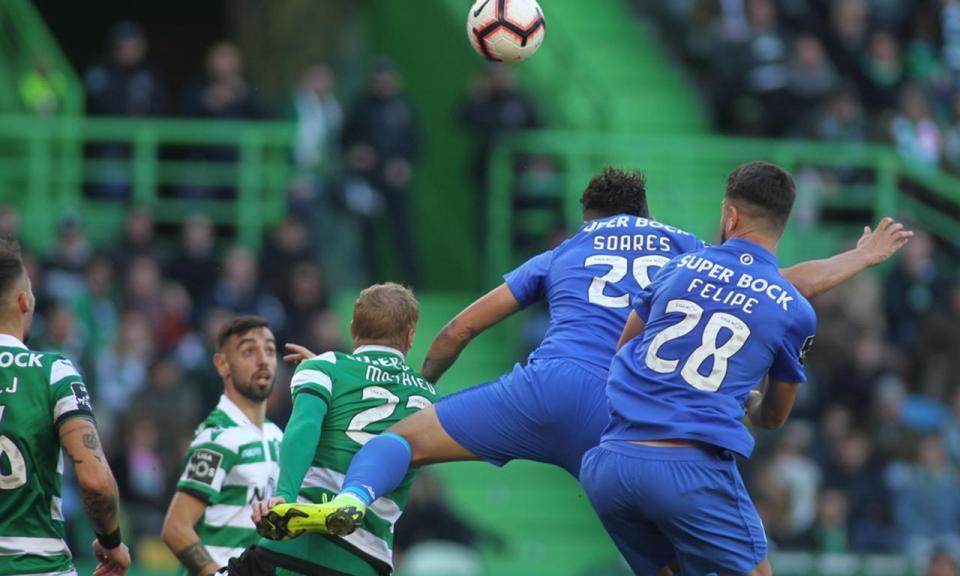 Sporting-FC Porto, 0-0 (crónica)