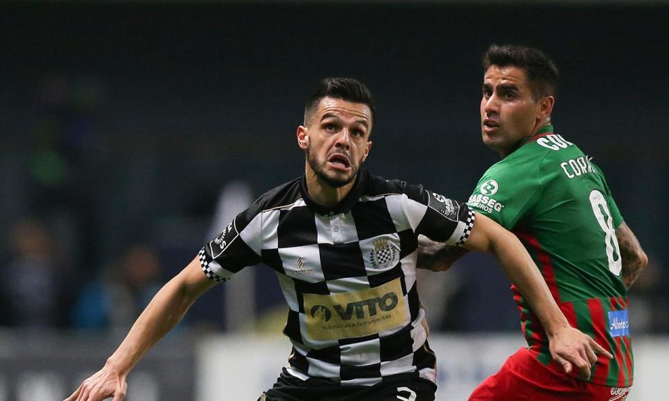 Boavista-Marítimo, 0-1 (resultado final)