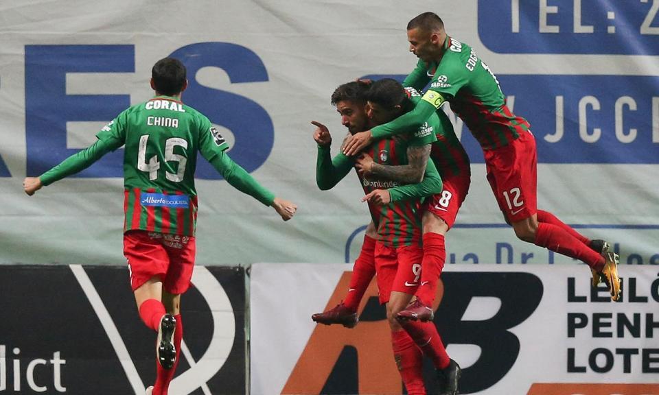 Boavista-Marítimo, 0-1 (destaques)