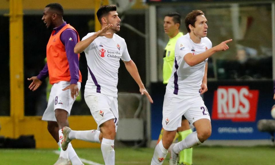 VÍDEO: Fiorentina e Sampdoria somam ponto em jogo louco (3-3)
