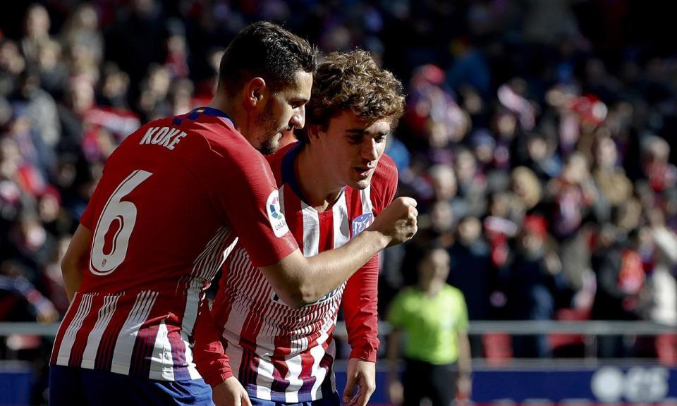 Espanha: At. Madrid empata nas despedidas de Griezmann e Godín