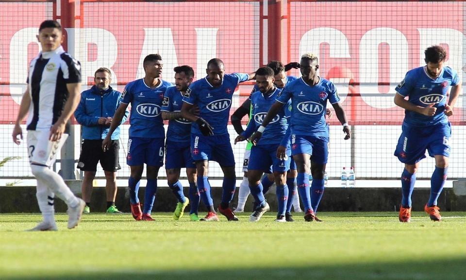 VÍDEO: o resumo da vitória do Belenenses na Madeira