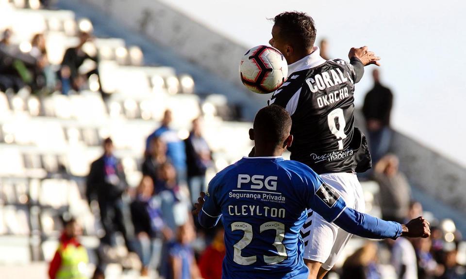 Nacional-Belenenses, 0-1 (destaques)