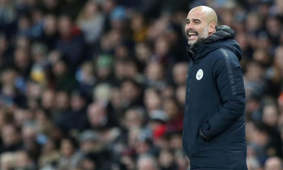 «A atenção de Guardiola aos detalhes é inigualável»