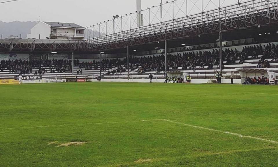 Tirsense quer ter 10 mil pessoas no estádio contra o Lousada