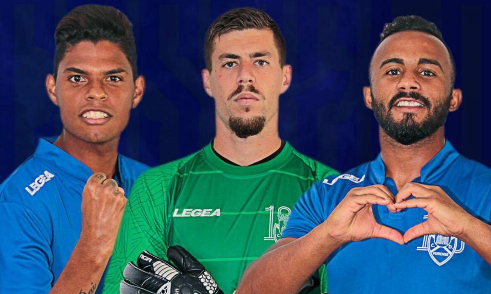 c697361859 Feirense renovou com Caio Secco
