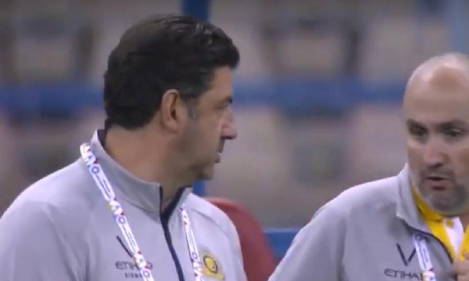 VÍDEO  o resumo da goleada de Rui Vitória na estreia pelo Al Nassr ... ad7cd9feb0788