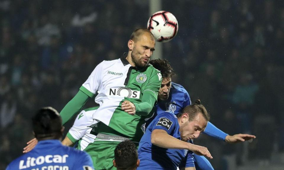 Briseño: «O jogo mudou com um grande golo»