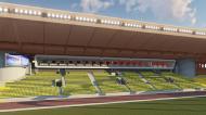 Projeto do novo centro de estágios do Monaco