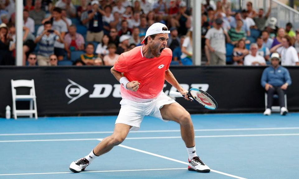 Open da Austrália: João Sousa nos quartos de final em pares