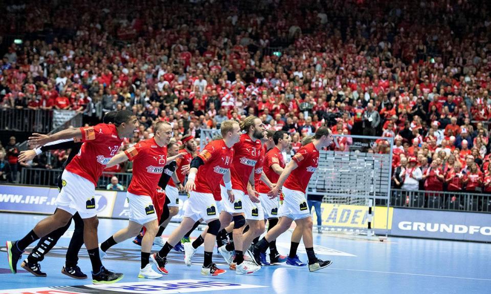 Andebol: Dinamarca invicta estreia-se como campeã mundial