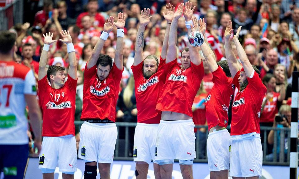 603d398317 Mundial de andebol  Dinamarca e Noruega fecham meias-finais ...
