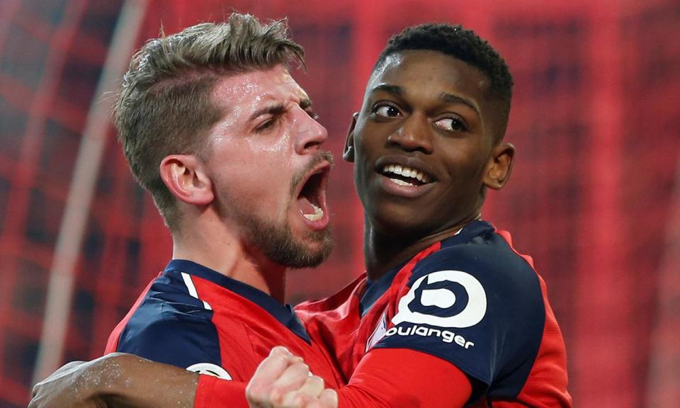VÍDEO: Leão dá início à reviravolta épica do Lille ante o Nantes