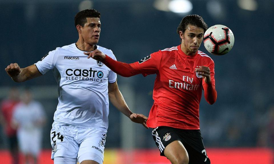 V. Guimarães: Osorio está recuperado e pode regressar às opções