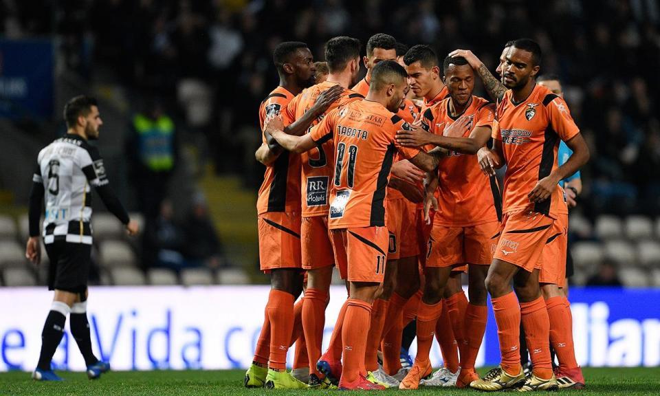 Boavista-Portimonense, 0-2 (destaques)