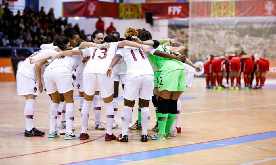 Futsal feminino: as 14 convocadas de Portugal para o Europeu