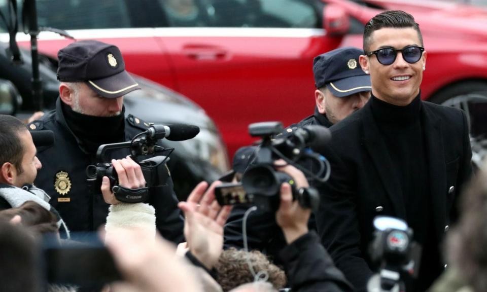 ESPN elege Ronaldo como o desportista mais popular do mundo