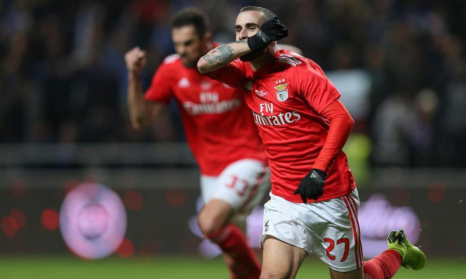 VÍDEO: golo anulado a Rafa no Benfica-Nacional