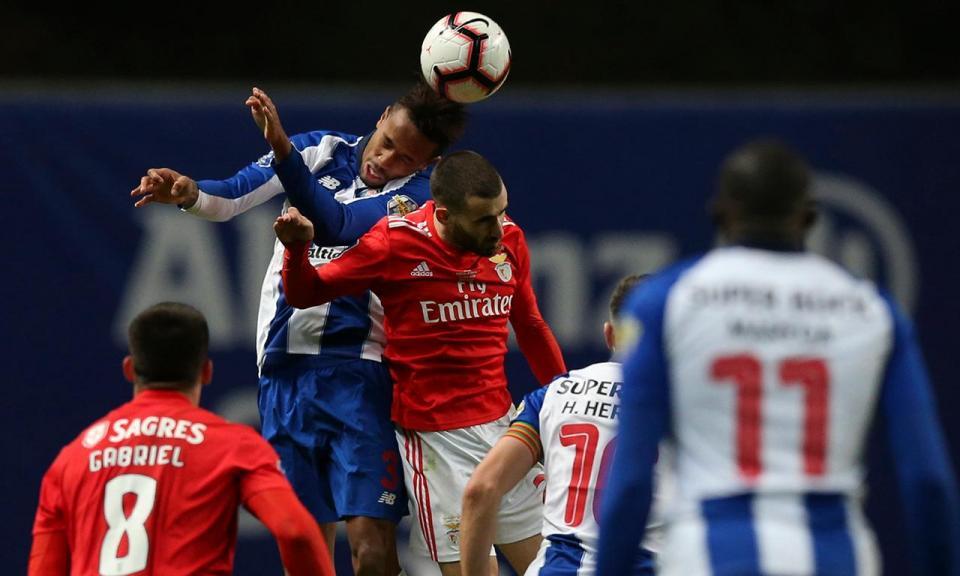 FC Porto-Benfica (onzes): Marega de início, Conceição acertou no Benfica