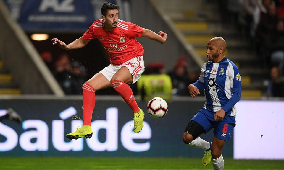 O Benfica de Mafra a Almeida