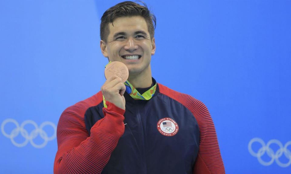 Campeão olímpico revela ter cancro, mas quer ir aos JO de 2020