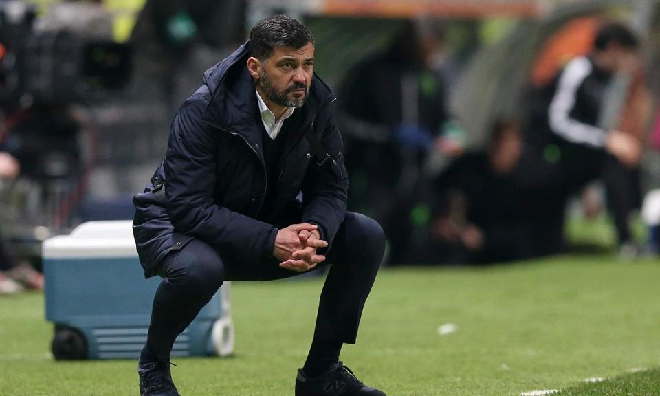 Conceição lembra Hillsborough: «Qualquer jogo é incomparável»