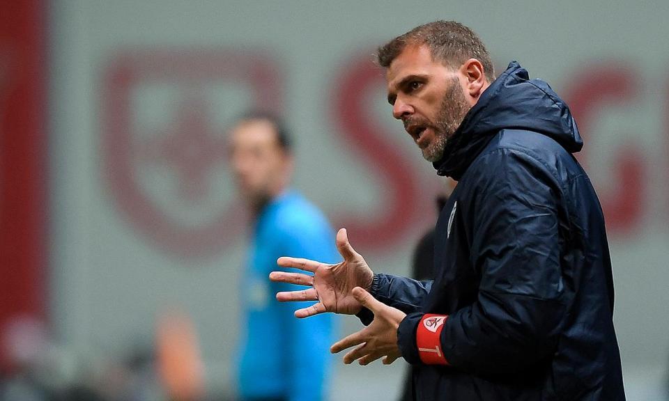 Santa Clara: treinador confirma saída de Kaio para Krasnodar