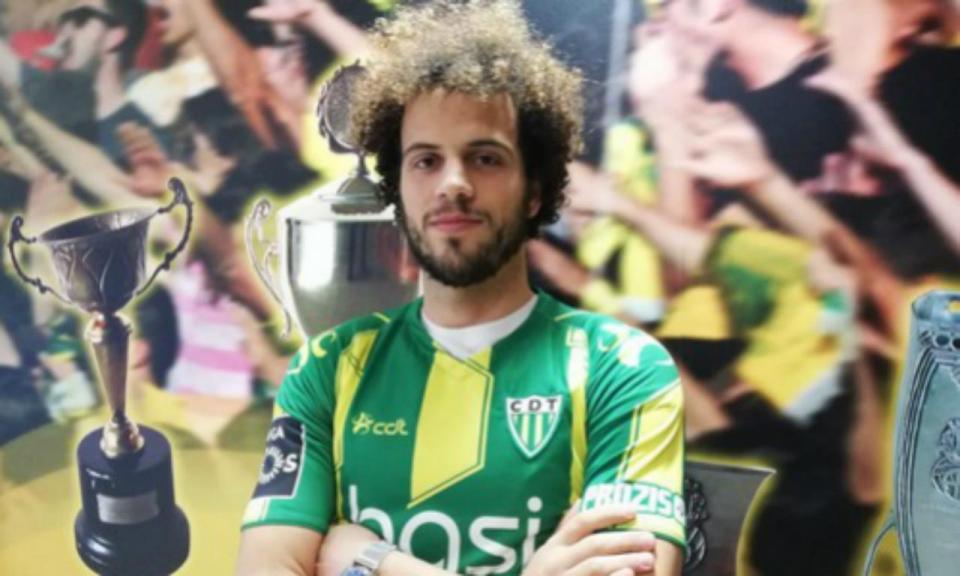 João Pedro: «Precisava de voltar a sentir a alegria de jogar futebol»
