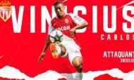 Vinicius é reforço do Monaco