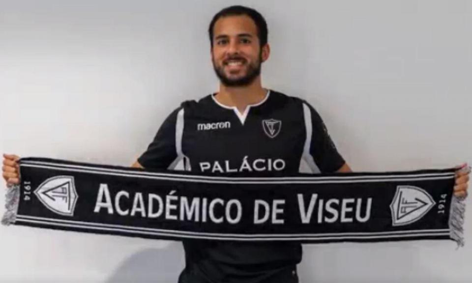 OFICIAL: Académico Viseu contrata avançado ao Mirandela