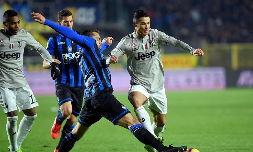 ac40bc9d1a Juventus perde 3-0 e é eliminada da Taça de Itália