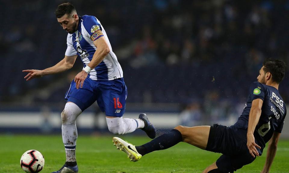 «É verdade que o Herrera quer vir», revela o presidente do Lyon