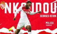 Georges-Kévin N'Koudou (twitter Mónaco)