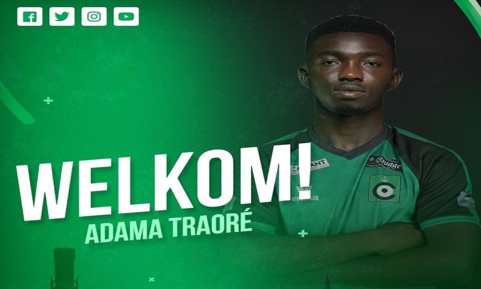 OFICIAL: Mónaco empresta Adama Traoré