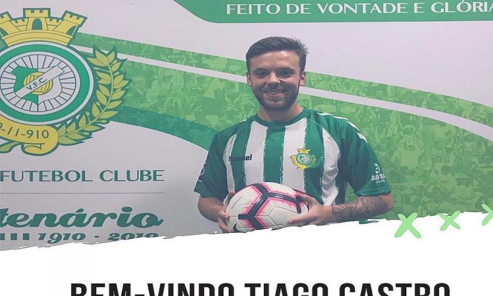 Tiago Castro espera «clique» do V. Setúbal frente ao FC Porto