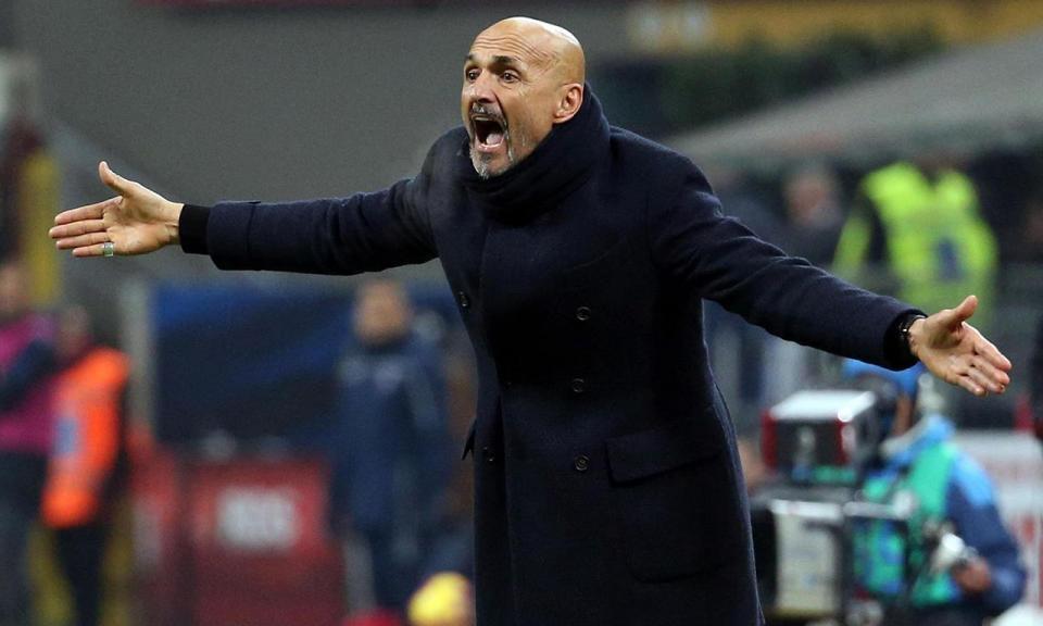 Spalletti: «Icardi estava convocado, ele é que decidiu ficar de fora»