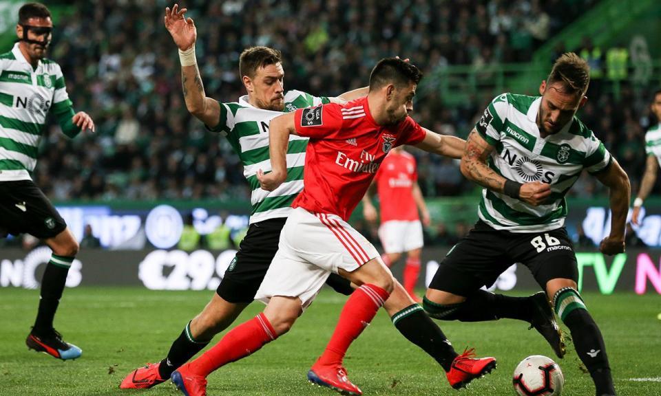 Sporting-Benfica: o dérbi dos 27 mil dias