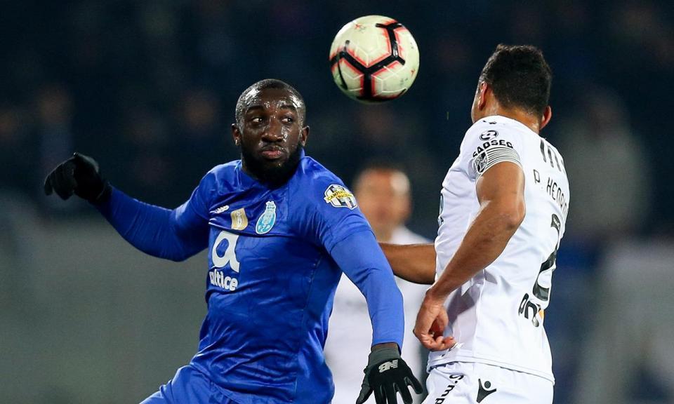 FC Porto: Marega cada vez mais perto da recuperação