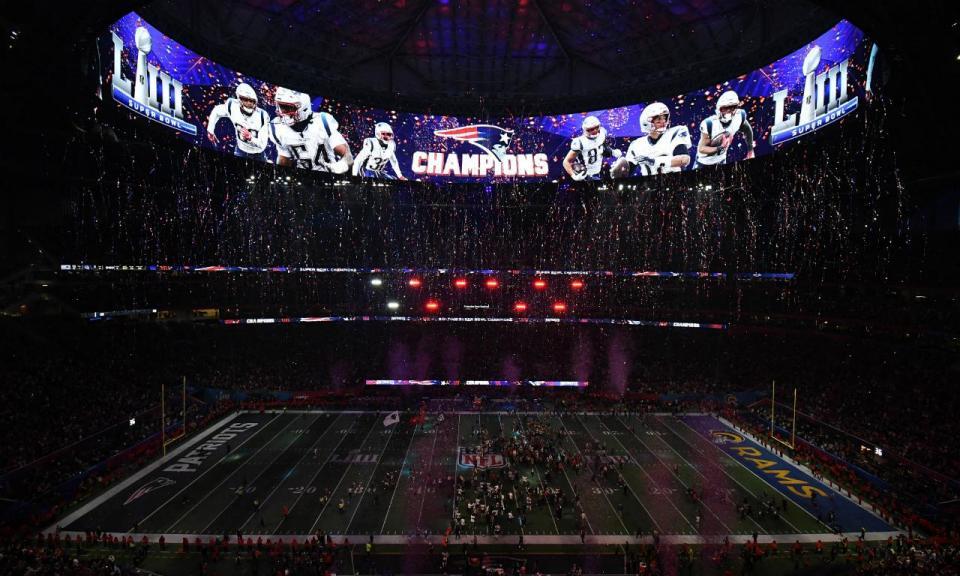 Super Bowl: apostou mais de 3 milhões de euros na equipa... que perdeu