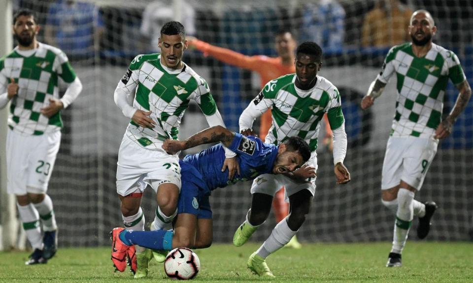 Moreirense-FC Porto, 1-1 (resultado final)