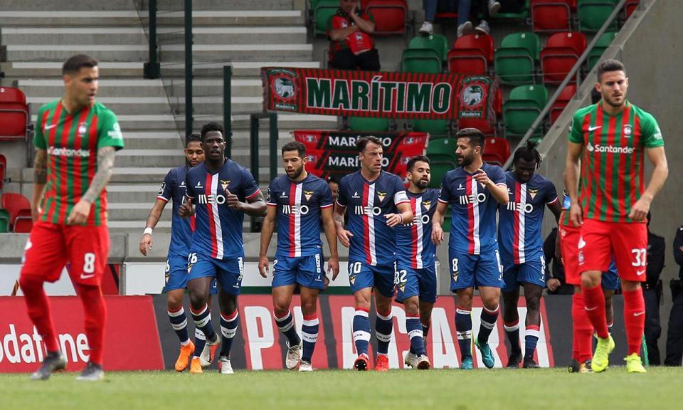 Marítimo-Aves, 0-1 (crónica)