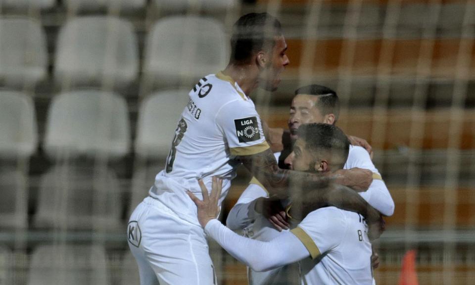 Portimonense-Rio Ave, 0-1 (destaques)