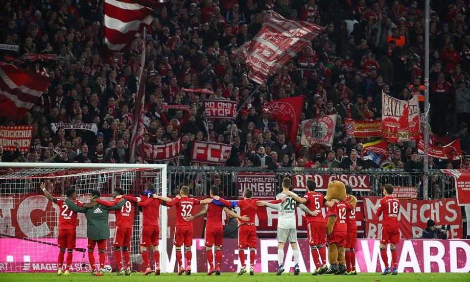 Bayern de Munique assina parceria com a federação sul-coreana