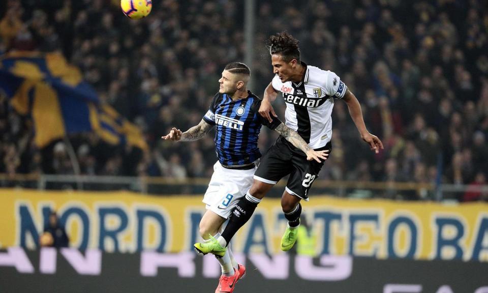 Itália: Lautaro Martínez sai banco e dá triunfo ao Inter em Parma