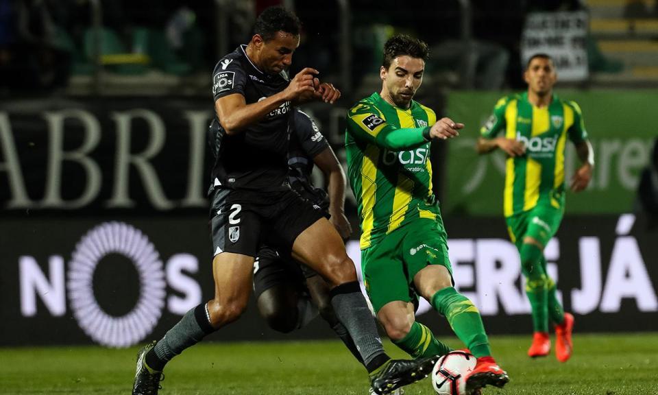 Tondela-V. Guimarães, 1-0 (resultado final)