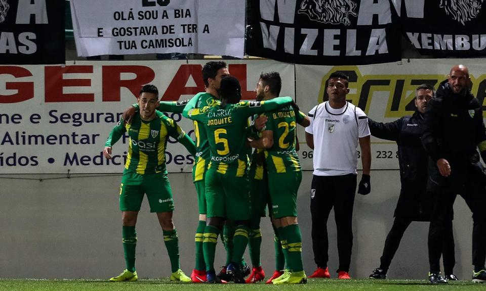 VÍDEO: resumo do triunfo do Tondela sobre o V. Guimarães