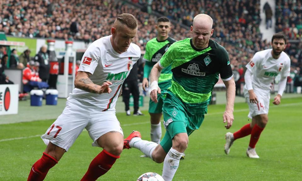 Alemanha: Bremen goleou e Fortuna afundou Estugarda