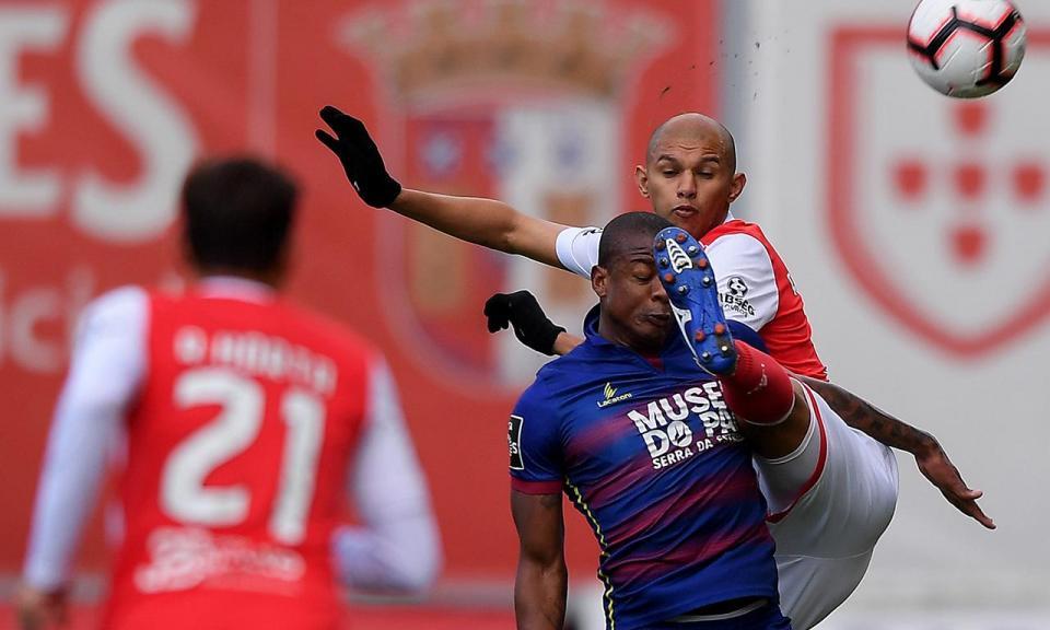 Sp. Braga-Desp. Chaves, 2-1 (crónica)